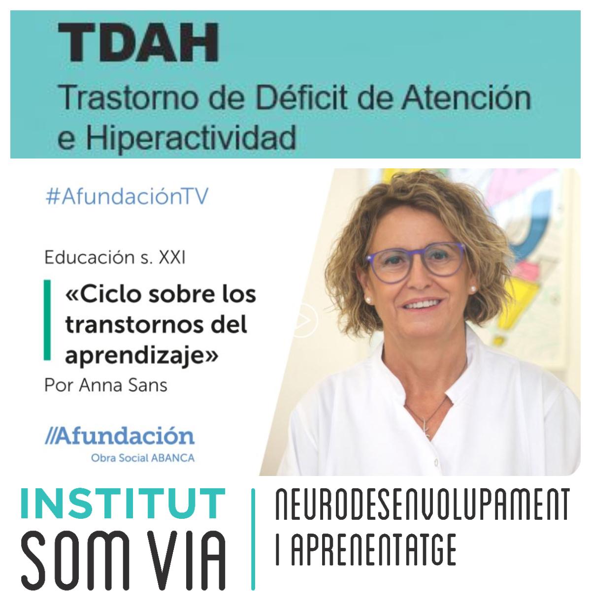 MAÑANA JUEVES, TDAH Y DÉFICIT DE ATENCIÓN EN EL PROGRAMA EDUCACIÓN S.XXI