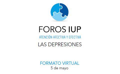 MENTS DESPERTES EN EL FORO MODELO AFECTIVO/EFECTIVO DE LA UIC